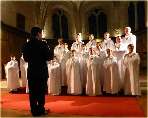 Chichester Cathedral Choir